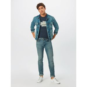 Pepe Jeans Tričko 'BOBBY'  námornícka modrá