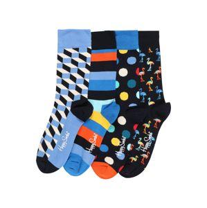 Happy Socks Ponožky 'Gift Box'  červené / modré / zmiešané farby
