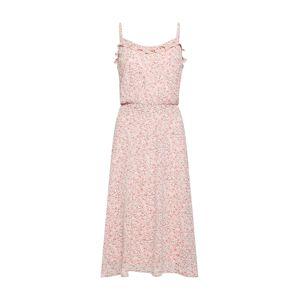 SISTERS POINT Letné šaty 'VAS-DR1'  ružová