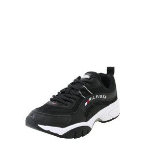 Tommy Jeans Nízke tenisky  čierna