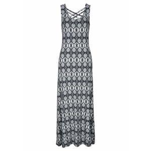 BUFFALO Letné šaty  čierna