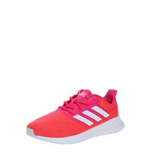 ADIDAS PERFORMANCE Športová obuv  biela / svetločervená / malinová