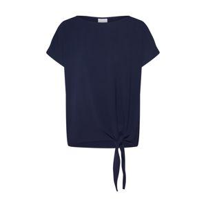 VILA Tričko 'VIRASHA'  námornícka modrá