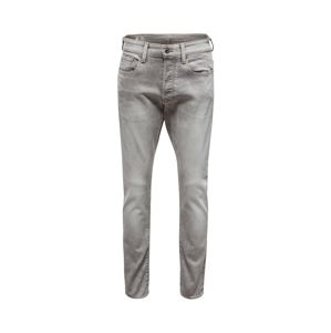 G-Star RAW Džínsy '3301 Tapered'  sivá
