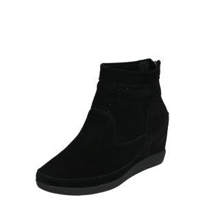 Shoe The Bear Členkové čižmy 'Emmy S'  čierna
