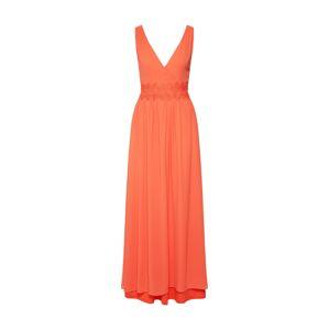VILA Večerné šaty 'Milina'  koralová