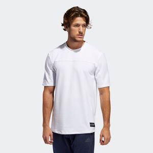 ADIDAS PERFORMANCE Funkčné tričko 'TKO TEE'  biela