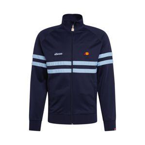ELLESSE Tepláková bunda 'Rimini'  námornícka modrá / svetlomodrá