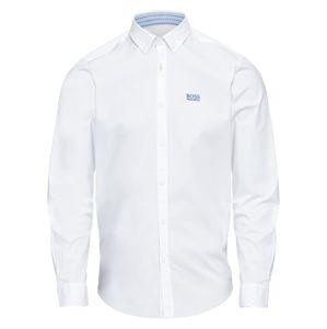 BOSS Biznis košeľa 'BIADO_R 10205714 02'  biela