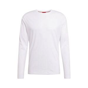 HUGO Tričko 'Derol202'  biela