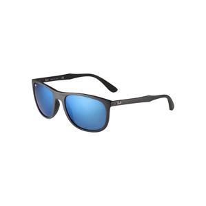 Ray-Ban Slnečné okuliare  čierna / modré