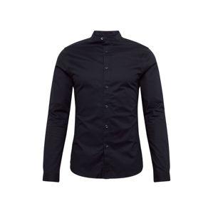 NEW LOOK Košeľa 'Oxford'  námornícka modrá
