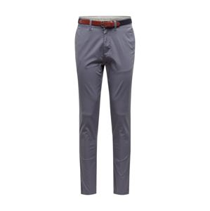 SELECTED HOMME Chino nohavice 'YARD PANTS'  modré