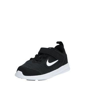 NIKE Športová obuv 'DOWNSHIFTER 9 (TDV)'  čierna