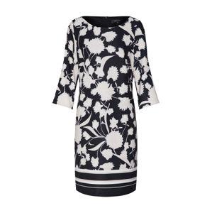 COMMA Šaty  zmiešané farby / čierna