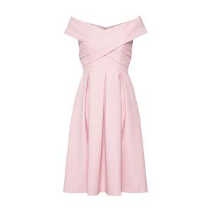 Chi Chi London Kokteilové šaty 'CHI CHI OCEANIE DRESS'  rosé