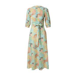 Closet London Letné šaty  oranžová / béžová / mätová / zelená / modré / žlté / červené