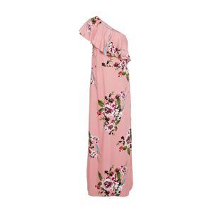 VILA Letné šaty  ružová