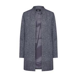 ONLY Prechodný kabát 'SOHO'  tmavosivá