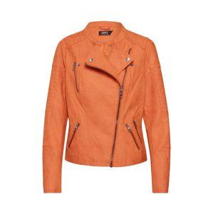 ONLY Prechodná bunda 'Ava'  oranžová