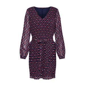 ONLY Košeľové šaty 'HELEN'  fialová / ružová