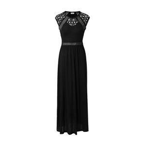 JACQUELINE De YONG Šaty 'BETTA'  čierna