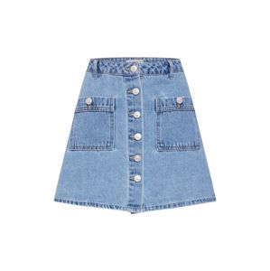 ONLY Sukňa 'onlDITTE BUTTON DNM SKIRT'  modrá denim