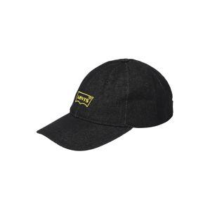 LEVI'S Čiapka 'LEVI'S STAR WARS CAP'  čierna