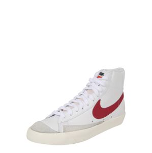 Nike Sportswear Členkové tenisky 'Blazer Mid '77 Vintage'  biela / červené