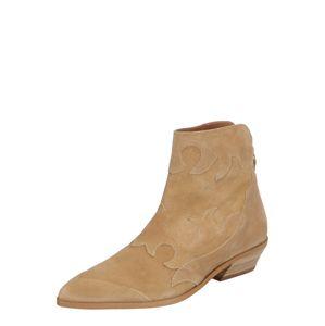 Shoe The Bear Členkové čižmy 'MIQUITA S'  pieskový
