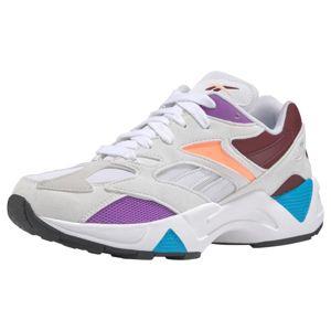 Reebok Classic Športová obuv 'Aztrek'  fialová / biela / hnedé