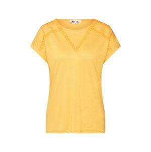 ABOUT YOU Tričko 'Lisanne'  žlté