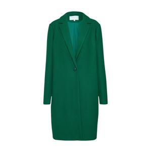 VILA Prechodný kabát 'Vicooley'  zelená