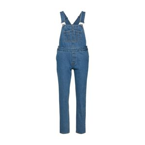 Dr. Denim Rifle na traky 'Darcy Dungarees'  modrá denim