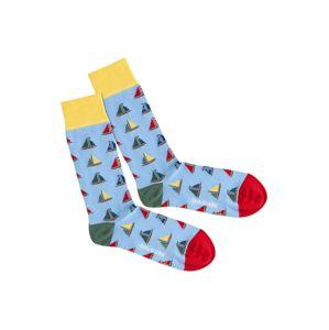 DillySocks Ponožky 'Friendship'  zmiešané farby
