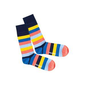DillySocks Ponožky 'Pastel Water'  zmiešané farby