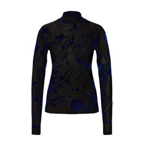 Mbym Tričko 'Tina'  modré / čierna