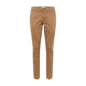 Only & Sons Chino nohavice 'onsTARP WASHED PK 3726 NOOS'  karamelová
