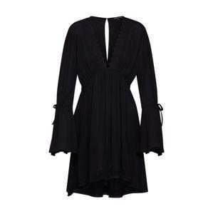 Farina Opoku Letné šaty 'SHIVA'  čierna