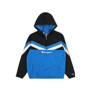 Champion Authentic Athletic Apparel Sveter  modré / čierna