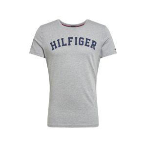 Tommy Hilfiger Underwear Tričko  námornícka modrá / sivá