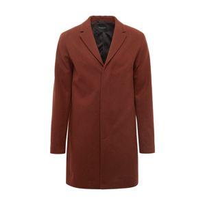 SELECTED HOMME Prechodný kabát 'SLHBROVE WOOL COAT B'  karamelová