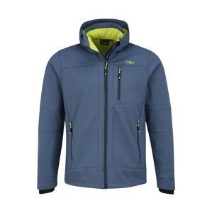 CMP Outdoorová bunda  limetová / modrosivá