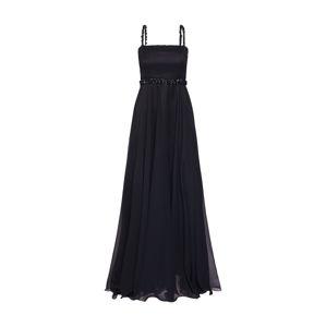 MICHALSKY FOR ABOUT YOU Večerné šaty 'Melody'  čierna