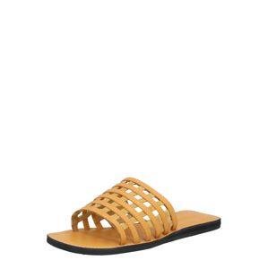 Shoe The Bear Šľapky 'TAO CAGE'  žlté