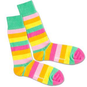DillySocks Ponožky 'Lollipop'  zmiešané farby