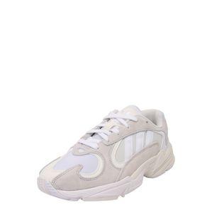 ADIDAS ORIGINALS Nízke tenisky 'Yung 1'  biela / perlovo biela / béžová