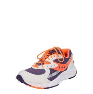 Saucony Nízke tenisky 'AYA'  fialová / oranžová / biela