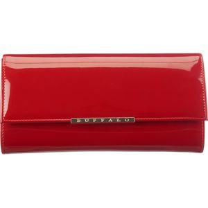 BUFFALO Listová kabelka  červené