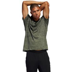 ADIDAS PERFORMANCE Funkčné tričko  zelená